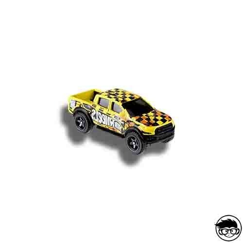Hot Wheels '19 Ford Ranger Raptor 185/250 2019 short card
