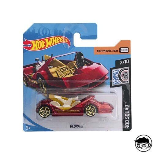 Hot Wheels Deora III Rod Squad 175/250 2019 short card