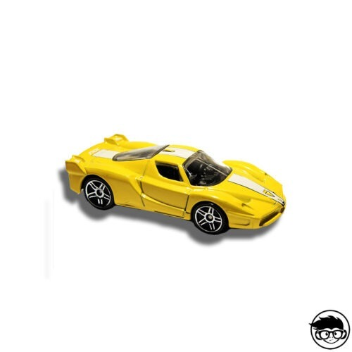 Hot Wheels Ferrari FXX 2008 New Models 33/172 long card