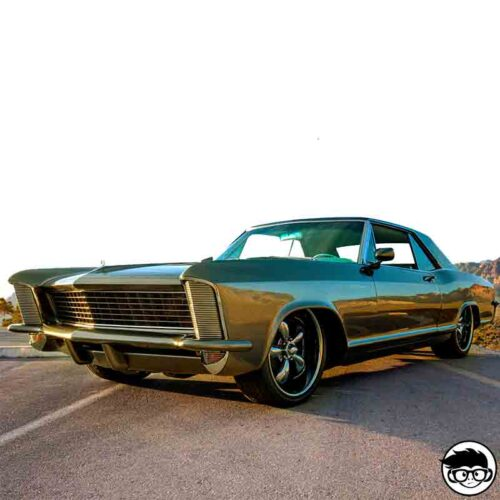 Maisto Design 1965 Buick Riviera Outlaws 2019