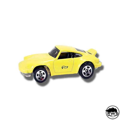 Hot Wheels Porsche 911 Collector 995 1999 long card *