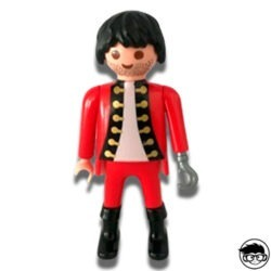 Playmobil-vintage-pirate-garcio-hand-1993-loose
