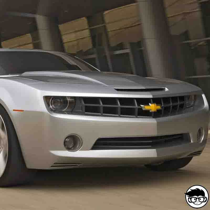 ᐅ Hot Wheels Chevy Camaro Concept 50
