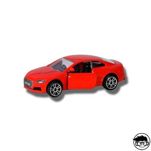 Majorette  audi s5 coupe high detail diecast car keyring