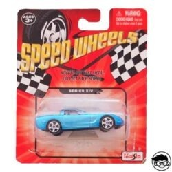 maisto-speed-wheels-1997-chevrolet-convette-short-card