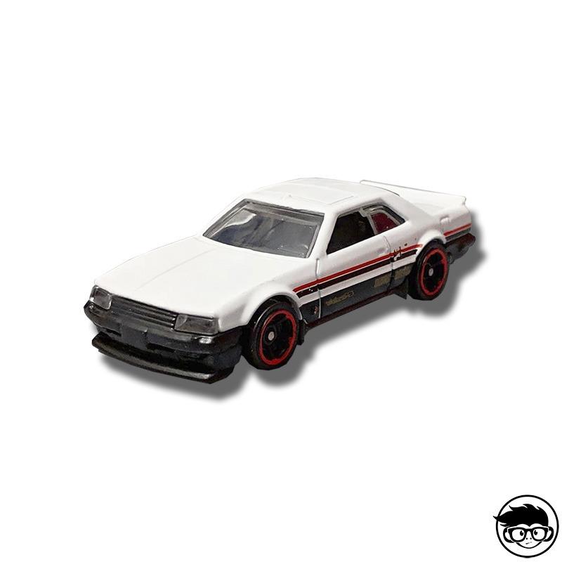 Short Card KDR30 White 1//10 HW NightBurnerz 48//250 2019 Hot Wheels Nissan Skyline RS