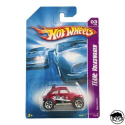 Hot-Wheels-Team-Volkswagen-Baja-Beetle-131/196-2008