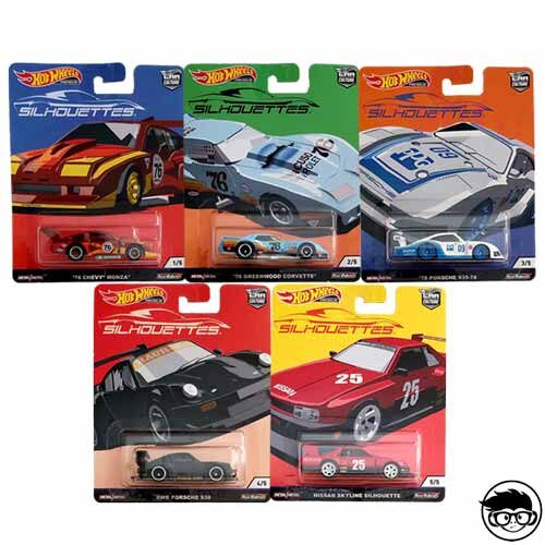 hot-wheels-silhouettes-complete-set