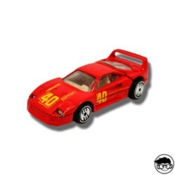 HOT-WHEELS-FERRARI-F40-LOOSE