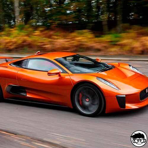 Hot Wheels Jaguar XJ220 Hw Exotics 234/250 2019 short card