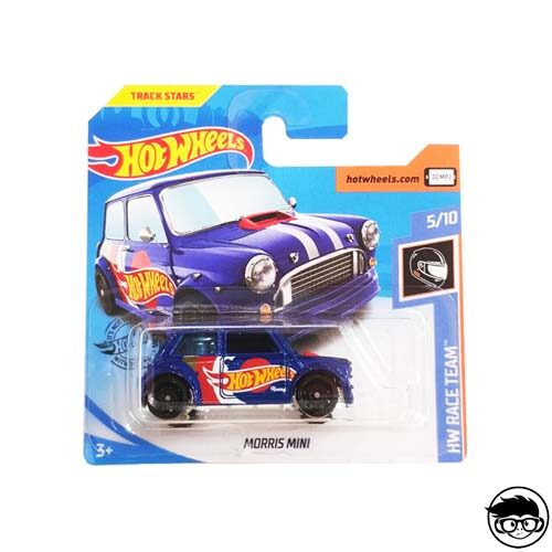 Hot Wheels Morris Mini Hw Race Team 242/250 2019 short card
