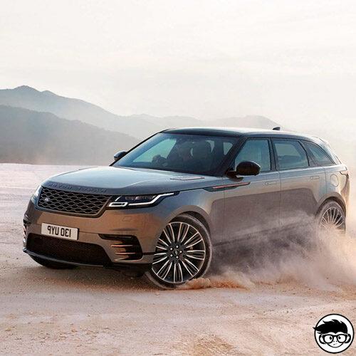 Hot Wheels Range Rover Velar Factory Fresh 237/250 2019 short card