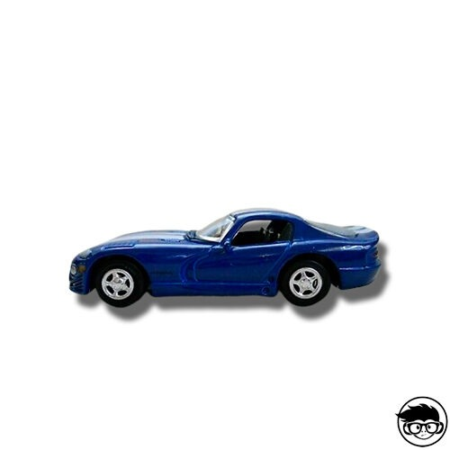 johnny-lightning-classic-gold-1996-dodge-viper-gts-loose