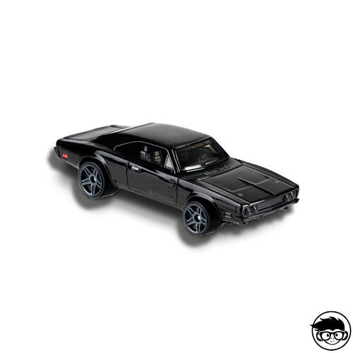 Hot Wheels '69 Dodge Charger 500 Rod Squad 80/250 2019 short card Loose