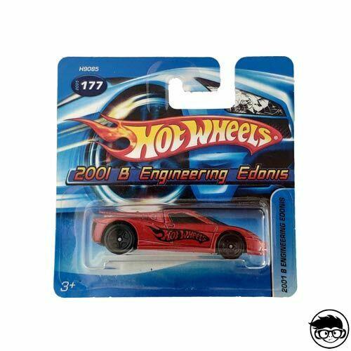 Hot- Wheels- 2001- B- Engineering- Edonis- 2006- #177