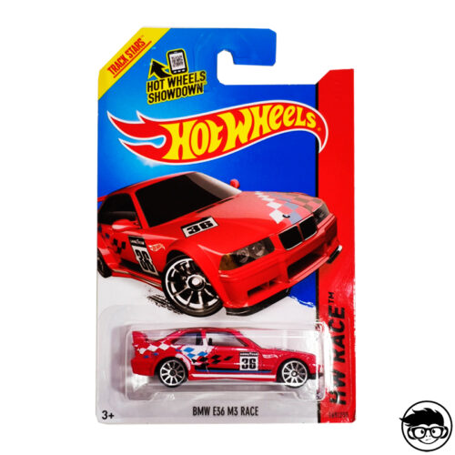 Hot Wheels BMW E36 Race HW Race 169/250 long card (error)*