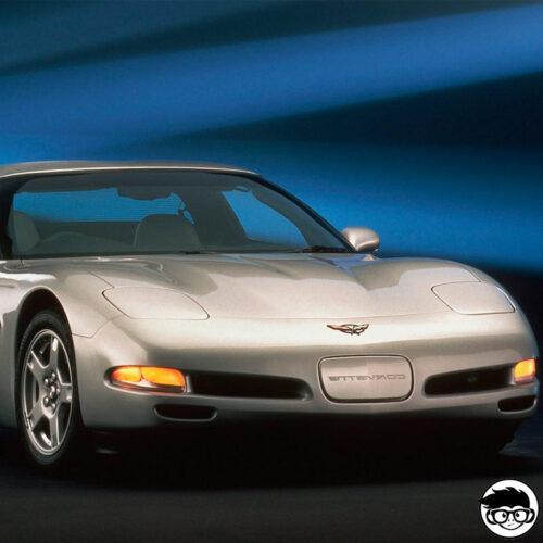 Hot Wheels '97 Corvette Collector nº068 2002 long card