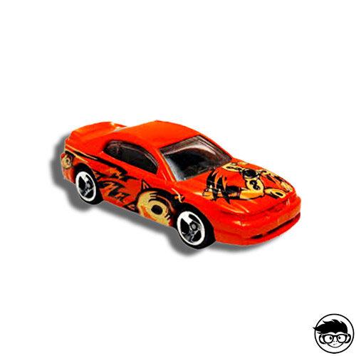 Hot-Wheels-99-Mustang-Kung-Fu-Force-#2-2000