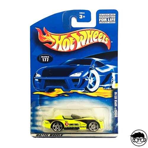 Hot-Wheels-Dodge-Viper-RT/10-2001