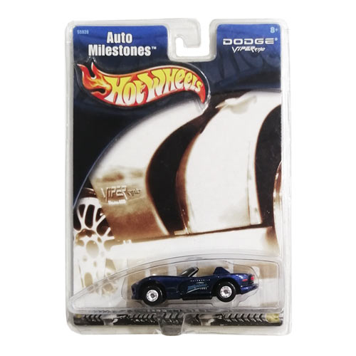 Hot-Wheels-Auto-Milestone-Dodge-Viper-RT/10-1999