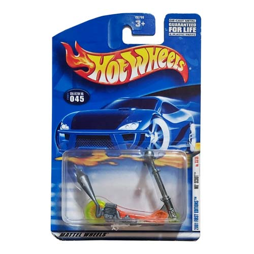 Hot-Wheels-Mo'-Scoot-045-2001-First-Editions-33/36-2001