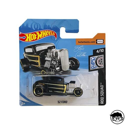 Hot Wheels '32 Ford Rod Squad 105/250 2019 short card