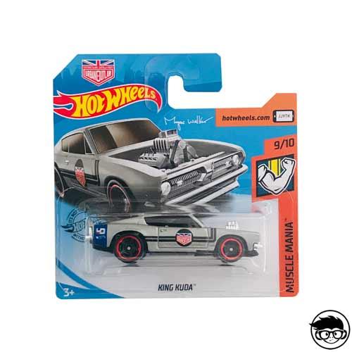 Hot Wheels King Kuda Muscle Mania 140/250 2019 short card