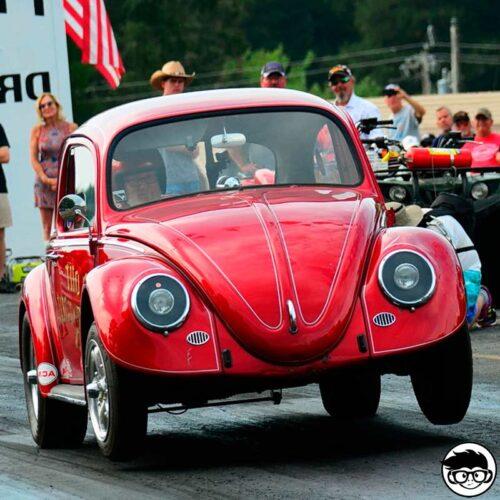 Hot Wheels Pass'n Gasser Heat Fleet 97/244 2011 long card