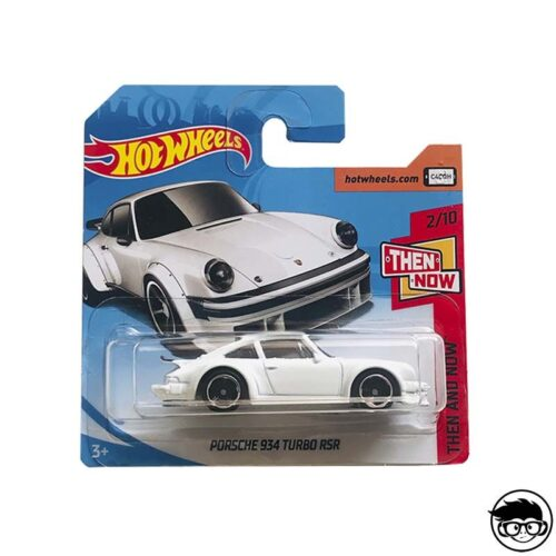 Hot Wheels Porsche 934 Turbo RSR Then and Now 44/365 2018 short card