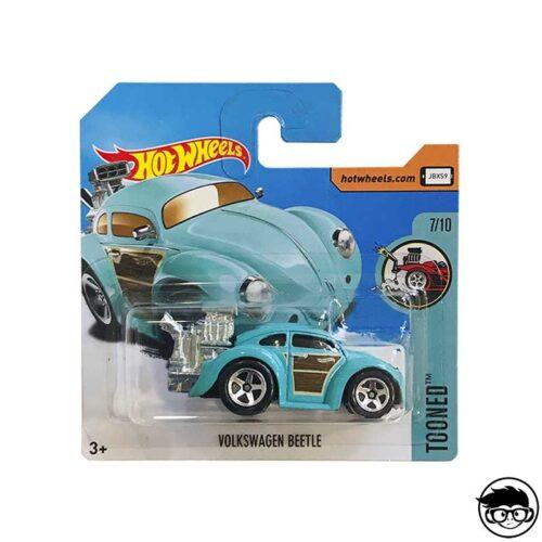 Hot Wheels Volkswagen Beetle Tooned 74/365 2017 short card*