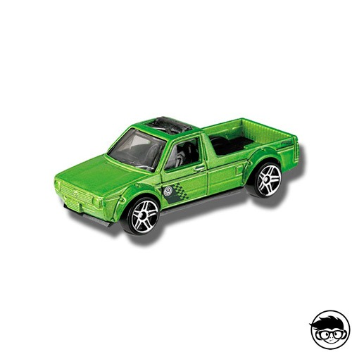 Hot Wheels Volkswagen Caddy 177/250 2019 short card