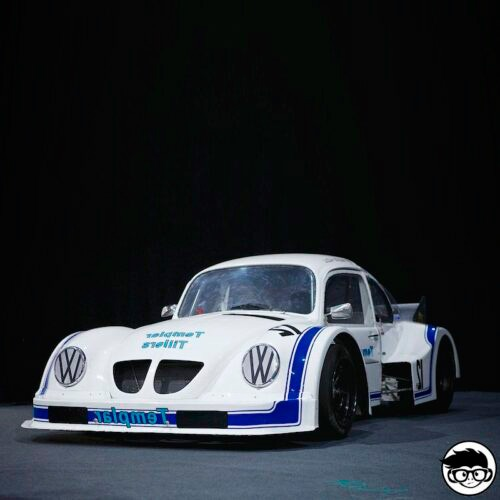 Hot Wheels Volkswagen Käfer Racer Legends Of Speed 147/365 2018 short card