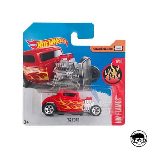 Hot Wheels '32 Ford HW Flames 146/365 2017 short card