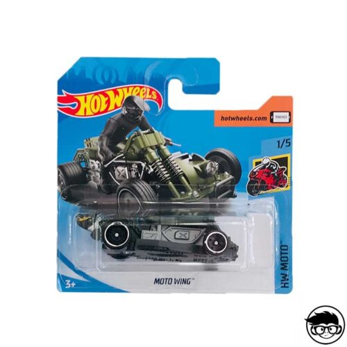 Hot Wheels Moto Wing HW Moto 88/250 2019 short card