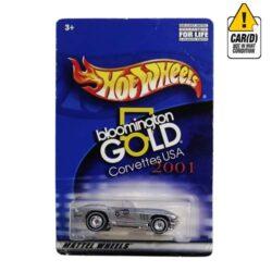 Hot-Wheels-Bloomington-Gold-Corvette-USA-2001
