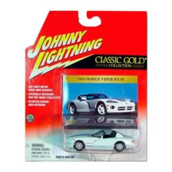 Johnny-Lightning-1996-Dodge-Viper-RT-10-Classic-Gold