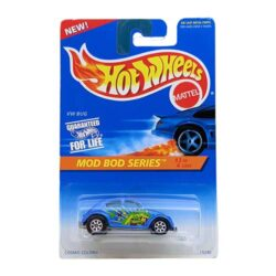 Hot-Wheels-Volkswagen-Bug-mod-Bod-Series-3/4-1996