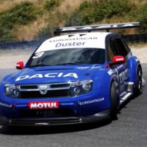 Majorette Dacia Duster Racing Cars 2016*