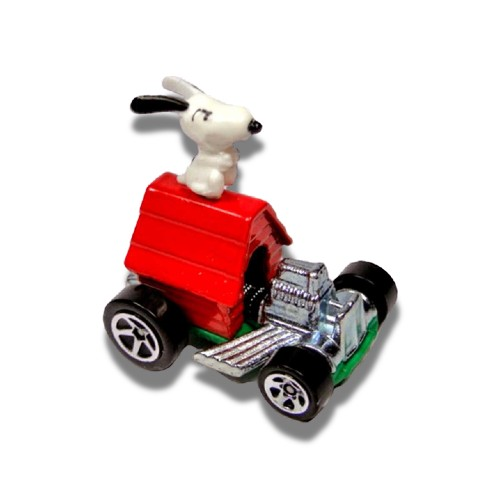 Hot Wheels Snoopy Hw City 88/250 2014 short card