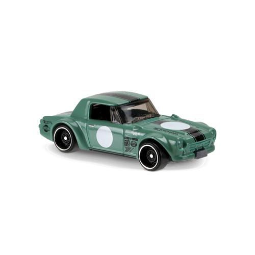 Hot Wheels Fairlady 2000 Legends of Speed 118/365 Short Card 2017