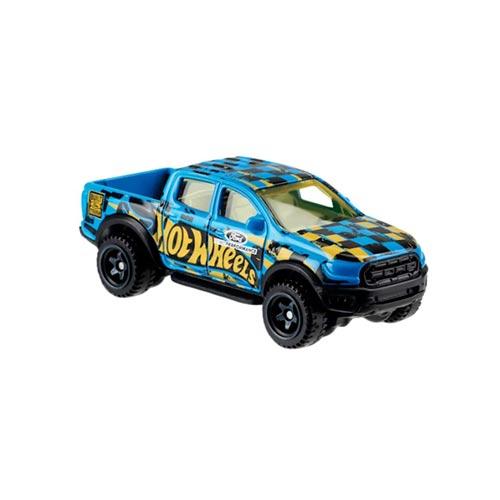 Hot Wheels '19 Ford Ranger Raptor 185/250 2019 5/10 short card