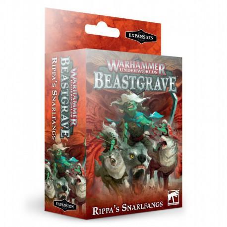 Warhammer underworlds beastgrave rippa's snarlfangs spanish